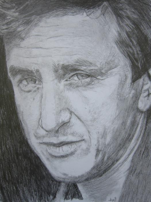 Sean Penn par Paulmario